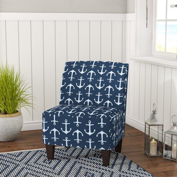 Donnington Slipper Chair by Beachcrest Home Beachcrest Home