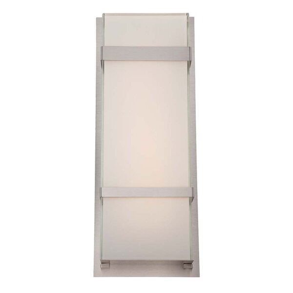 Phantom 2-Light Outdoor Sconce by Modern Forms