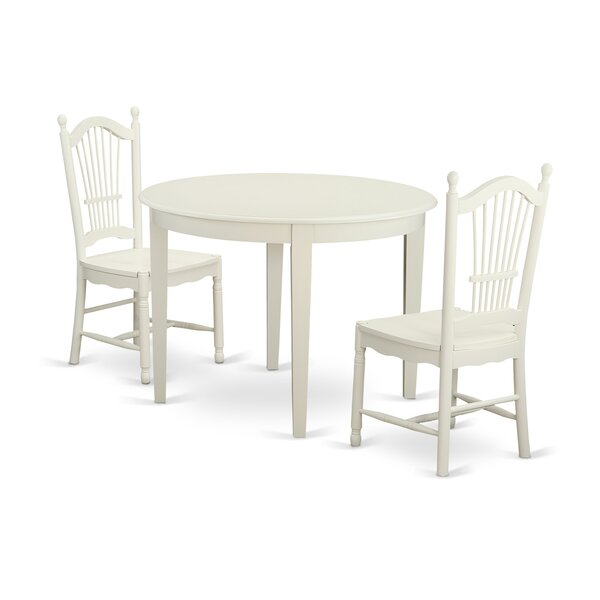 Hillhouse 3 Piece Dining Set By Red Barrel Studio Design