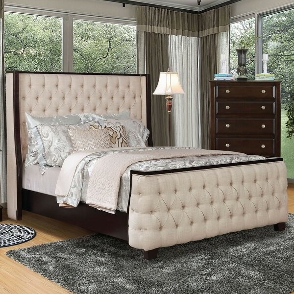 Swiss Tufted Low Profile Standard Bed by Canora Grey Canora Grey