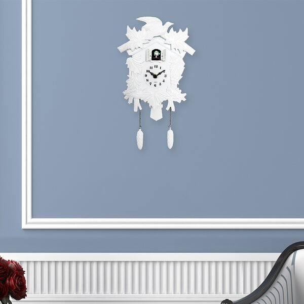 Pinkerton Cuckoo Wall Clock by Astoria Grand