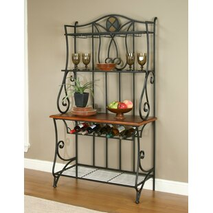 Savings El Diente Étagère Steel Bakers Rack Price Check