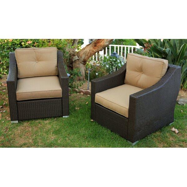 Hasan 2 Piece Seating Group With Cushions By Brayden Studio by Brayden Studio Best #1