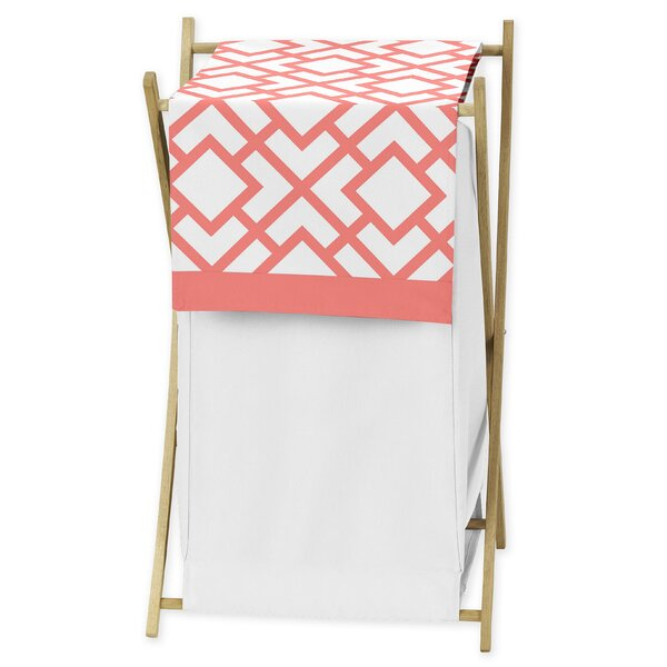 Mod Diamond Laundry Hamper by Sweet Jojo Designs