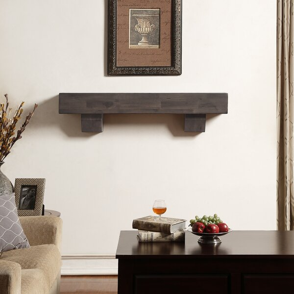 Fireplace Mantel Shelf by Duluth Forge
