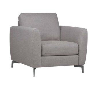 Boustrophedon Modern Armchair
