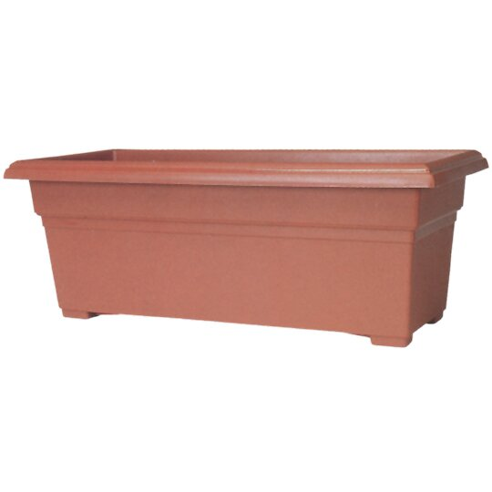 Countryside Plastic Planter Box by Novelty