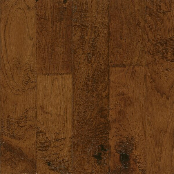 Frontier 5 Engineered Hickory Hardwood Flooring in Tahoe by Armstrong Flooring