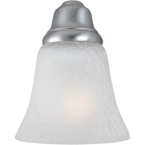 5 Glass Bell Pendant Shade by Winston Porter