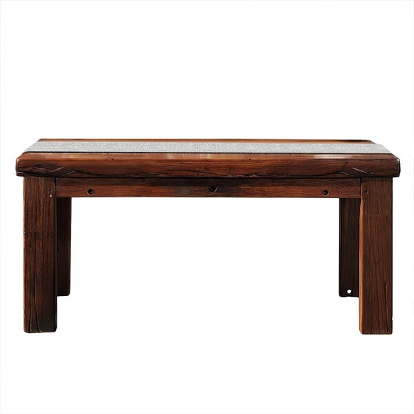 Vessel Solid Wood Dining Table by A&J Homes Studio