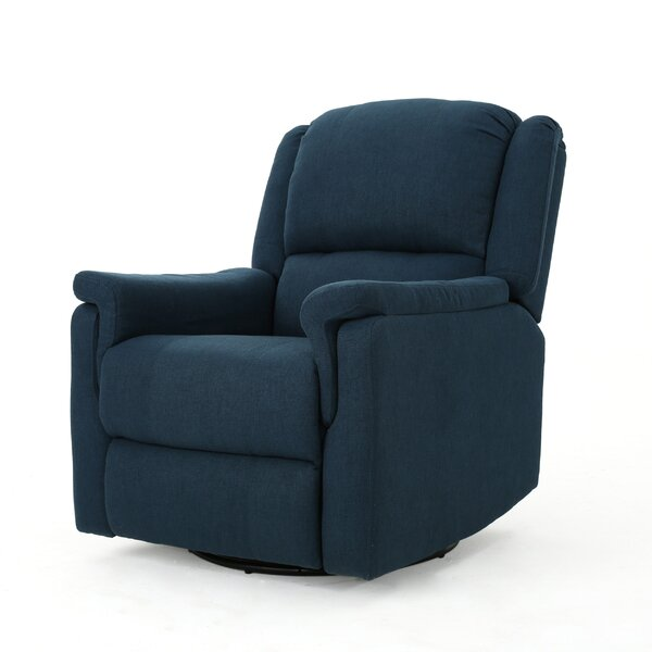 Neoma Manual Swivel Rocker Recliner