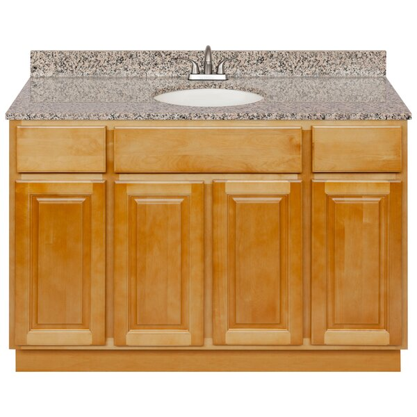 Launcest 48 Single Bathroom Vanity Set by Charlton Home