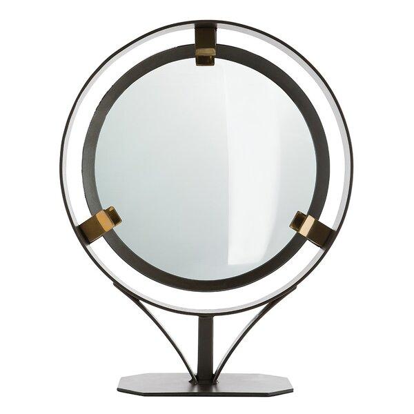 Darcy Makeup/Shaving Mirror by ARTERIORS