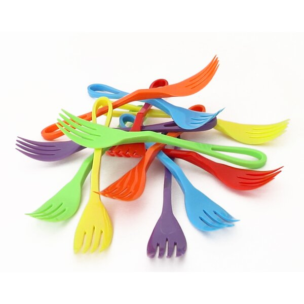 12-Piece Outdoor Fork Set by Knork