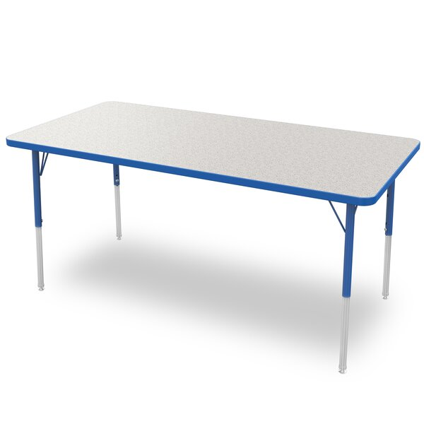 48 x 30 Rectangular Activity Table by Marco Group Inc.