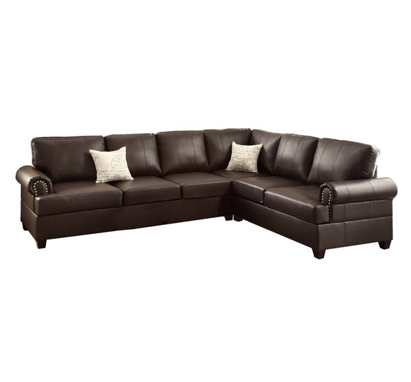 Best #1 Manila Reversible Sectional By Three Posts Spacial Price