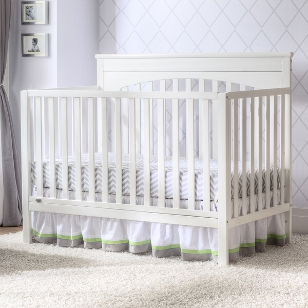 Layla 4-in-1 Convertible Crib by Delta Children