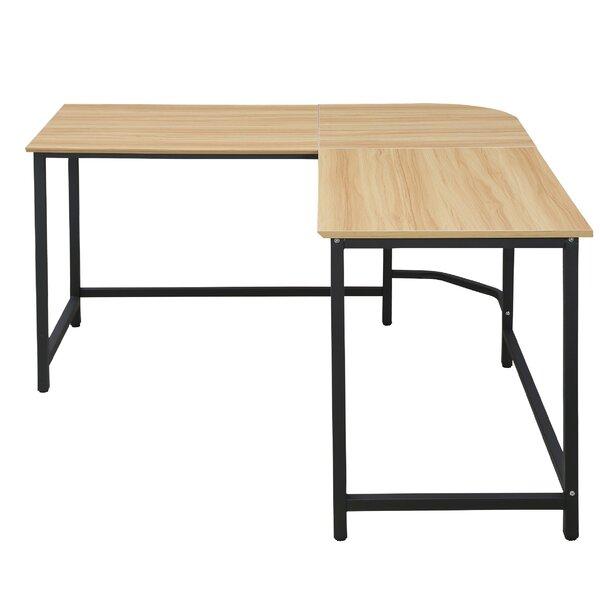 Labarge Corner L-Shaped Desk by Symple Stuff