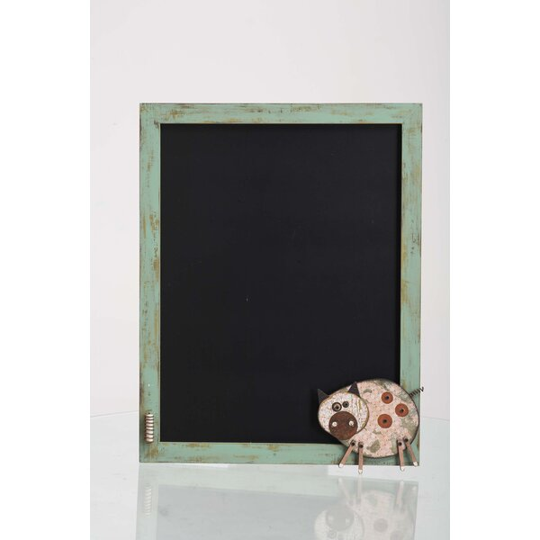 Lost and Found Wall Mounted Chalkboard by Transpac