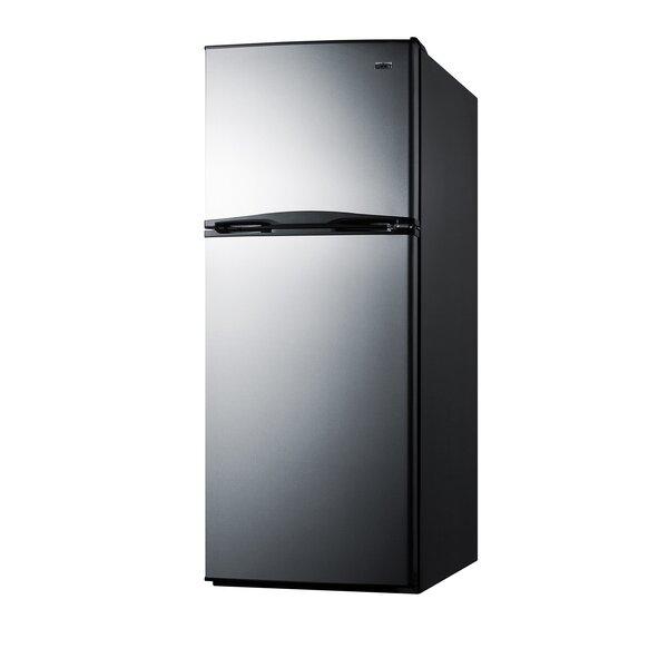 Mount 24 Counter Depth Top Freezer Energy Star 9.9 cu. ft. Refrigerator