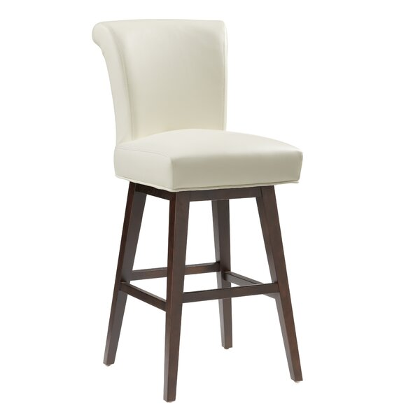 5West Hamlett 30 Swivel Bar Stool by Sunpan Modern