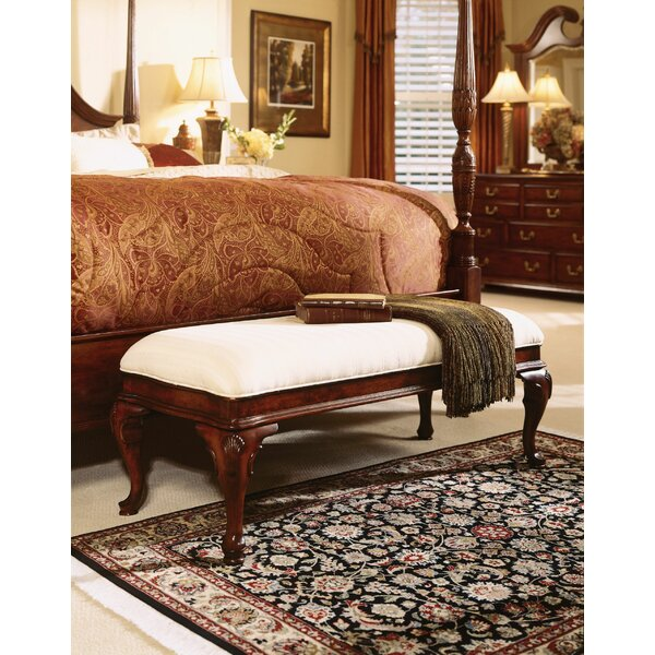 Staas Upholstered Bench by Astoria Grand