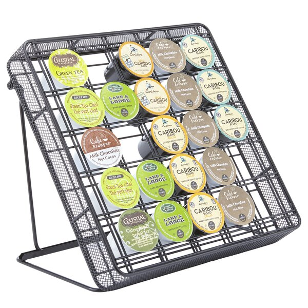 25 Pod Stand-up Hospitality Organizer by Safco Products Company