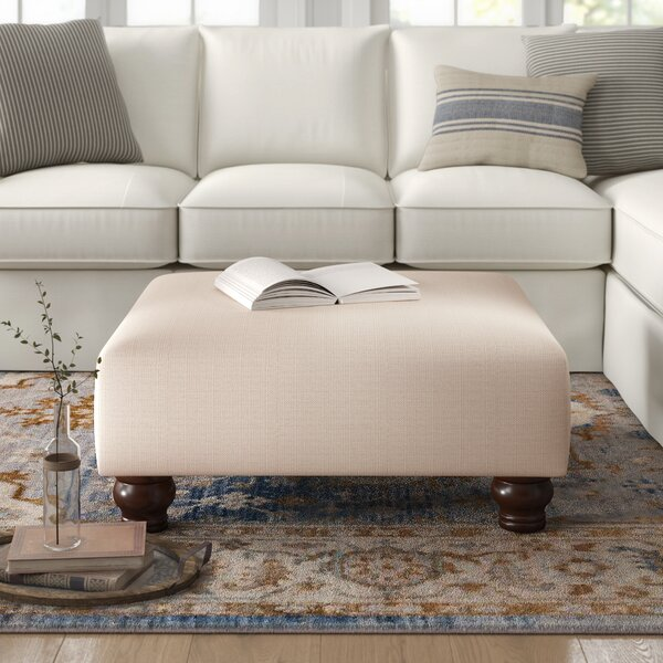 Belmeade Ottoman By Birch Lane™ Heritage Today Sale Only