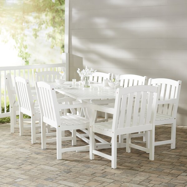 Mahler 9 Piece Dining Set by Darby Home Co