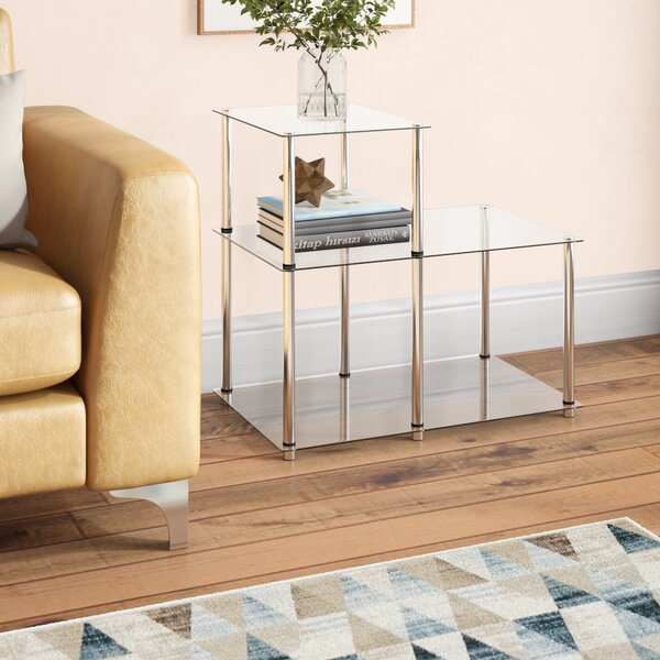 Edwin End Table by Zipcode Design