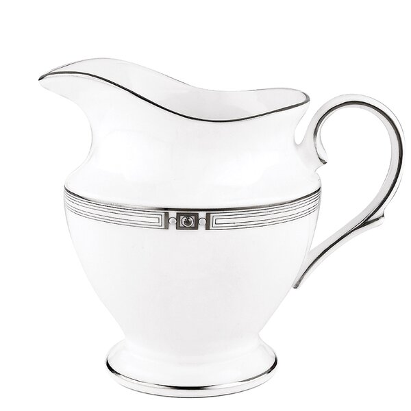Westerly Platinum 8 oz. Creamer by Lenox