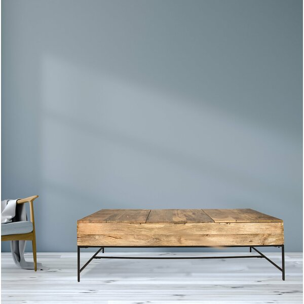 Beggs Trunk Coffee Table by Foundry Select