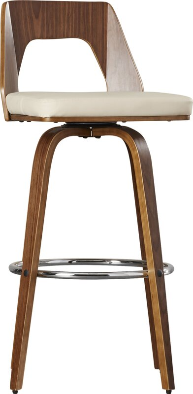 Langley Street 30 Quot Swivel Bar Stool Amp Reviews Wayfair