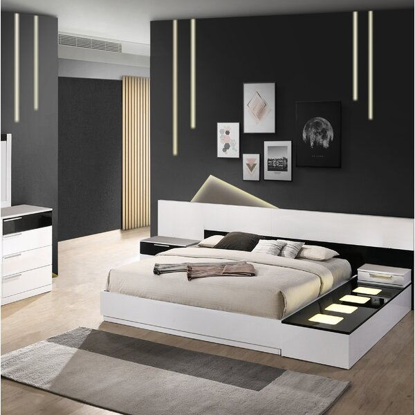 Fleeton Platform 6 Piece Bedroom Set by Orren Ellis