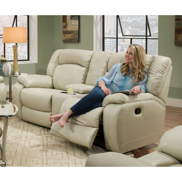 Seatonville Motion Reclining Loveseat by Simmons U