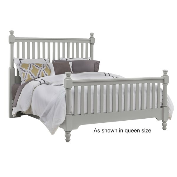 Lansdale Slat Bed with Mattress by Kitsco