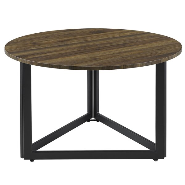 Ivy Bronx Round Coffee Tables