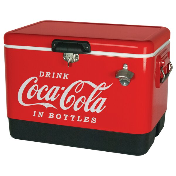 Coca-Cola Picnic Cooler by Koolatron