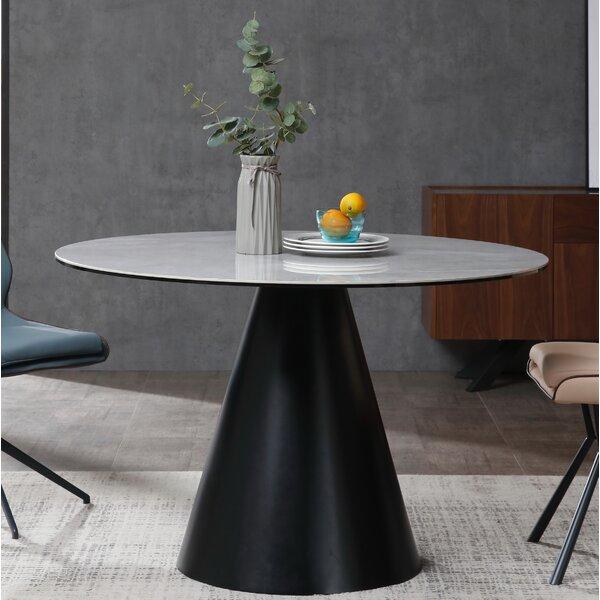 Turrell Dining Table by Orren Ellis Orren Ellis