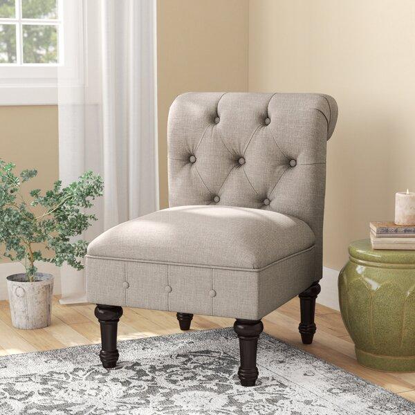 Lauryn Slipper Chair By Ophelia & Co.