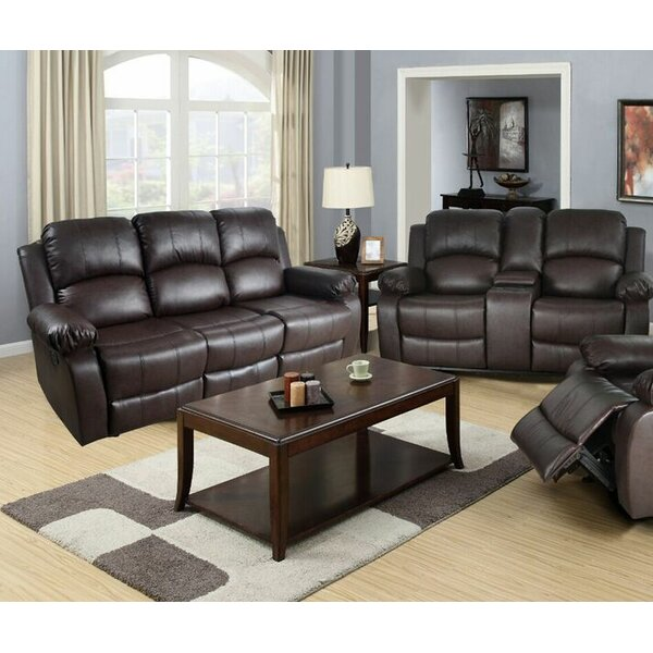 Lucius Reclining 2 Piece Living Room Set by Beverly Fine Furniture
