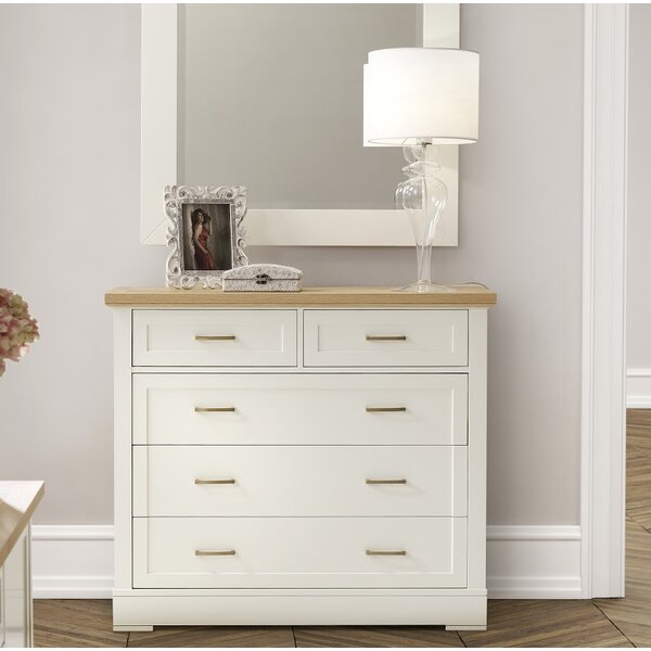 Lau 5 Drawer Dresser by Gracie Oaks