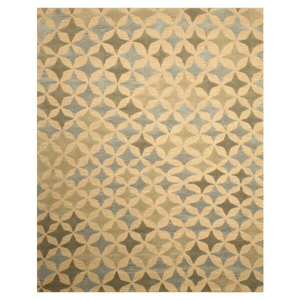 Kimberly Hand-Woven Ivory Area Rug by The Conestoga Trading Co.