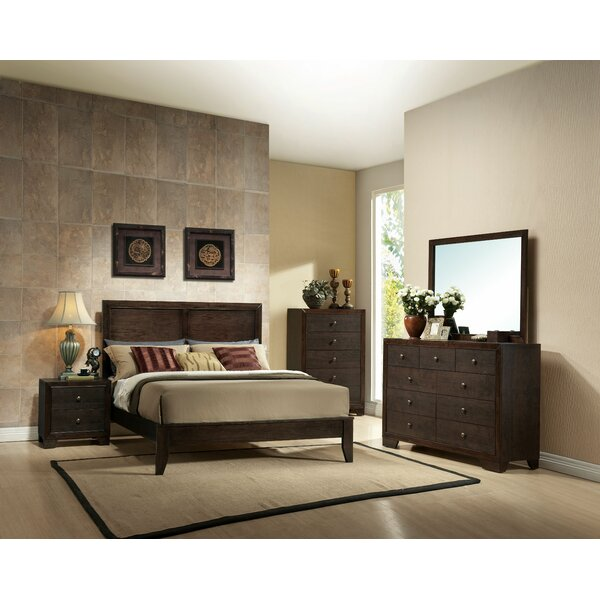 Mcnally Panel Configurable Bedroom Set by Canora Grey