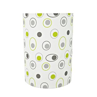 Buy luxury Transitional 8 Fabric Drum Dots Lamp Shade By Ebern Designs