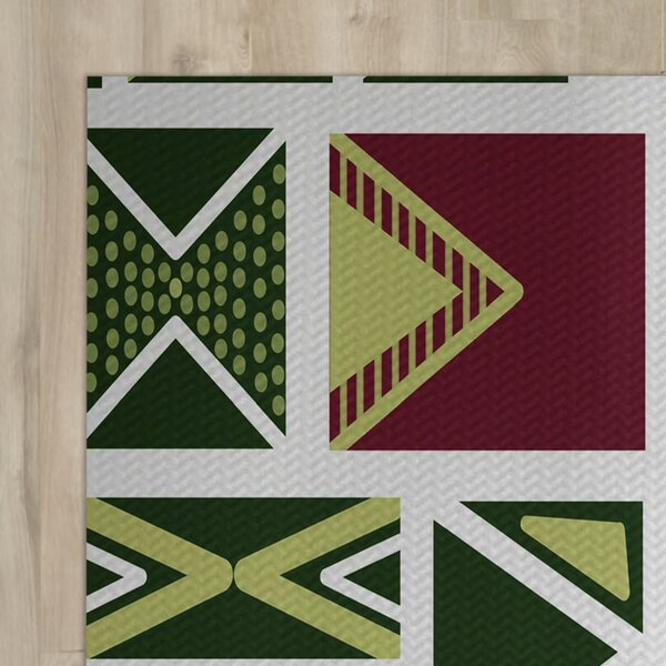 Christmass White Indoor/Outdoor Area Rug by The Holiday Aisle