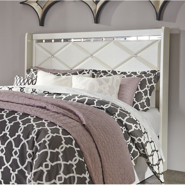 Wylie Upholstered Panel Headboard by Willa Arlo Interiors