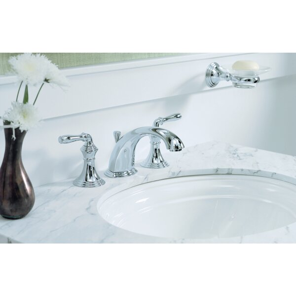 Devonshire Widespread Bathroom Faucet with Drain Assembly