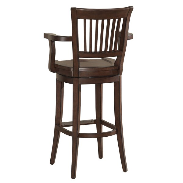 Molena 30 Swivel Bar Stool by American Heritage