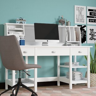 Mcgraw Computer Desk with Hutch by Mercury Row